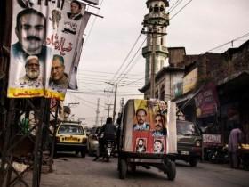 Elecciones en Pakistán 2013