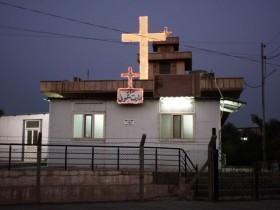 CRISTIANOS EN ERBIL
