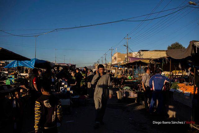 Mosul vuelve a la normalidad